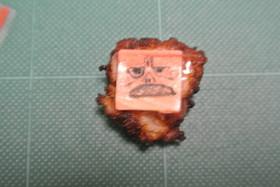 時短ちぎり肉団子でピグモン