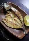 [魚食にかえる]フライパンで焼き魚