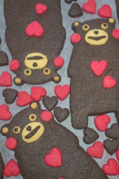 くまモン★クッキー