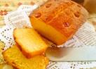 簡単☆ふわふわさつまいもパウンドケーキ