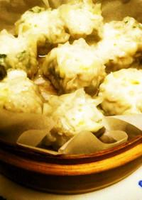 大葉&とろ~りチーズの鶏シュウマイ
