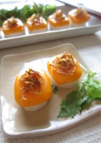 長芋の柚子胡椒チーズ焼き