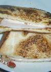 とろーりチーズとハム入りフレンチトースト
