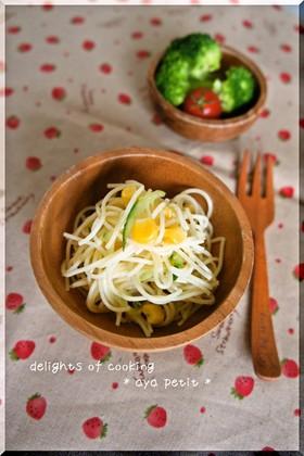 ☆ 塩麹deパスタサラダ ☆