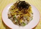 おでんの残りで(煮物でも)~ちらし寿司