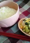 ゆずの香りたっぷり☆白菜の塩麹漬け