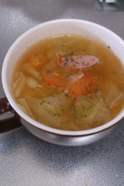 簡単ダイエットスープ