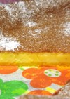 ハロウィンにも!南瓜の2層プリンケーキ