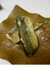 シンプルに!秋刀魚のオリーブオイルソテー