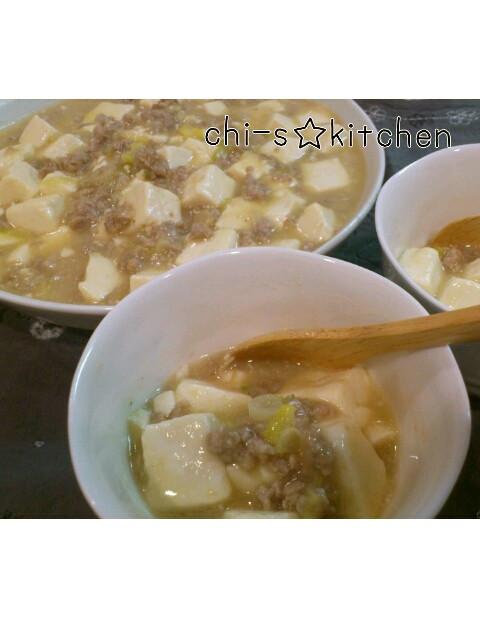 簡単♪辛くない☆子供が好きな麻婆豆腐