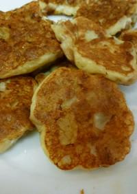 豆腐納豆ハンバーグ 離乳食