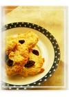 バターなし♥ハチミツでヘルシークッキー