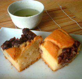 餅粉のMunchケーキ