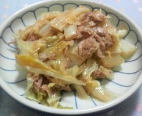 ♫お弁当にも白菜とツナの簡単煮♫