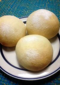 甘納豆のミルクパン✿ホシノ酵母&イースト