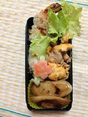 母の味✿お弁当に♬調味料1つ✿魚ニソ炒め
