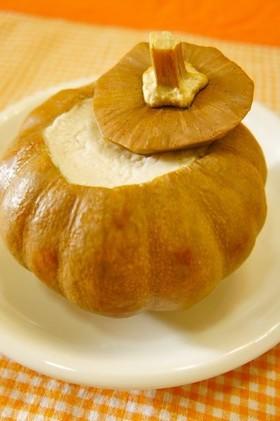 かぼちゃのココナッツプリン@カンボジア