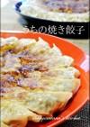 ✿うちの焼き餃子✿くっつかない焼き方も♡