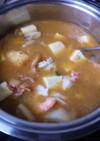 簡単おいしい☆チゲスープ