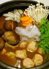 あったか☆味噌の牡蠣&鶏鍋