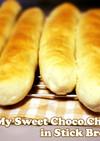 子供うけNO.1!ほわほわスティックパン