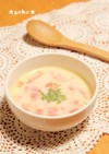 シンプルisインパクト☆簡単トマトスープ