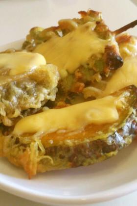 残り物活用チーズのっけてリメイクレシピ