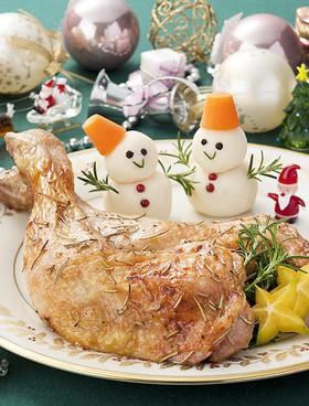 ローズマリーのクリスマスチキン