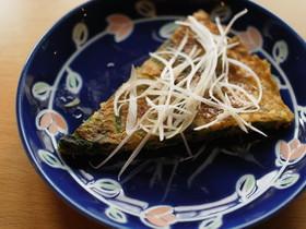 【薬膳レシピ】ほうれん草の卵焼き