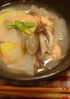 【和薬膳】サケの具だくさんスープ