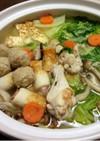 ☆ぽかぽかスープの生姜鍋☆
