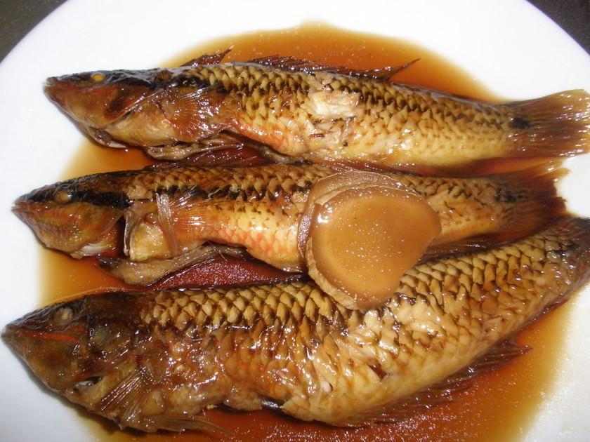 愛知の魚100選外 キュウセンの煮付け