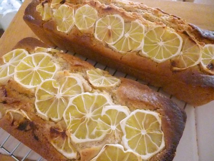 マクロビ レモンケーキ