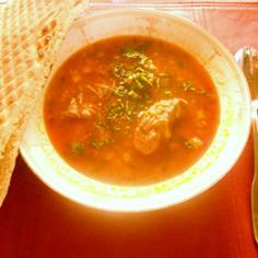 アルジェリアのスープ:ショルバ・ルージュ