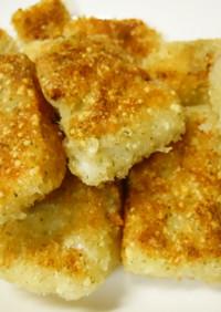 釣り魚料理♪シーバスの香草パン粉焼き