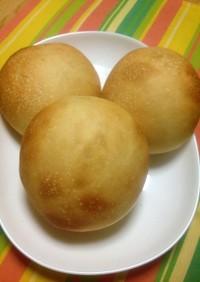 ホシノ酵母の基本パン