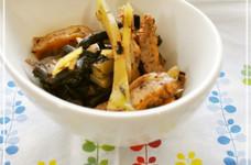 ブロッコリーの茎大活躍*ひじきの煮物♫