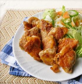 鶏むね肉のカリカリチーズ焼き