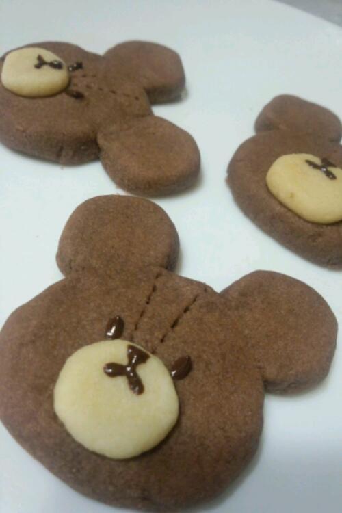くまの学校☆ジャッキーのクッキー