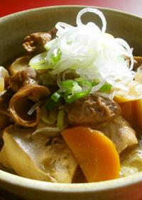 もつ煮込み 麺つゆ&味噌