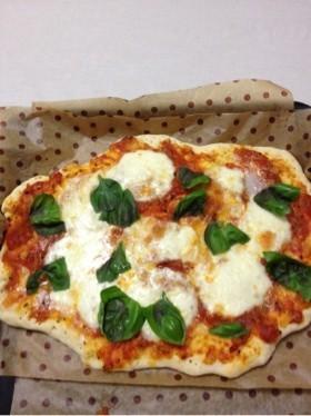 簡単手作りピザ生地