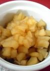 りんごのメープルシュガー煮