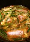 四川風 エビの頭のスープ