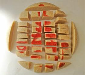●簡単●お餅の切り方(一升餅、鏡餅)
