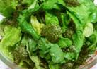 レタスと海苔のナムルサラダ