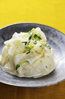 簡単ホタテ缶詰で作る、おしゃれ大根サラダ