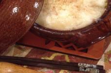 うちのB級グルメ♡とろろで豚バラ&白菜鍋