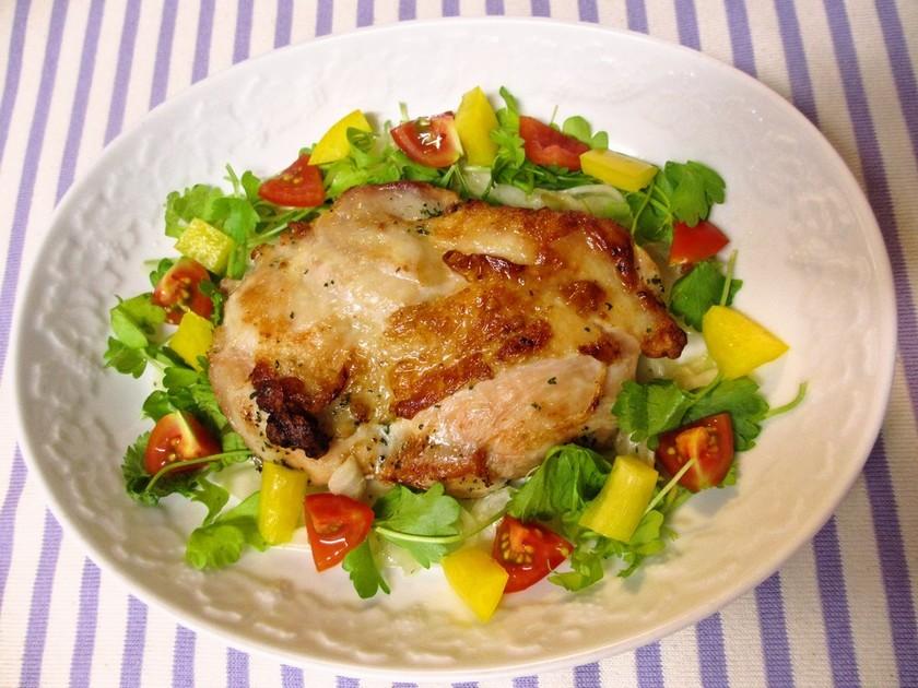 クリスマス☆鶏もも肉のオーブン焼き…
