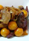 たっぷり生姜の「鶏のレバー煮」