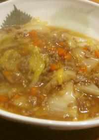 めんつゆで簡単♪白菜のトロトロうま煮